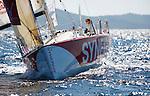Depart de la WOW Cap Istanbul..Synergie 66.Isabelle Joshke.