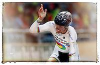 World Champion Alison Shanks Credit Dianne Manson / NINZ