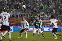 sAO PAULO, SP 12 JULHO 2013 - PALMEIRAS X ABC - RN - O jogador Henrique durante lance da partida de Palmeiras x ABC - RN, no Estádio do Pacaembú, em São Paulo. foto: Paulo Fischer/Brazil Photo Press.