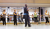 African Dance class at University of Surrey
