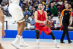 CSKA Moscow Nando de  Colo during Turkish Airlines Euroleague match between Real Madrid and CSKA Moscow at Wizink Center in Madrid, Spain. November 29, 2018. (ALTERPHOTOS/Borja B.Hojas)