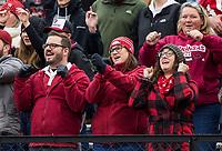Hawgs Illustrated/BEN GOFF <br /> Arkansas vs Missouri Saturday, Nov. 29, 2019, at War Memorial Stadium in Little Rock.