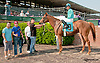 Super Doc winning at Delaware Park on 5/30/13