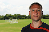 Caleb Porter during day three of the US Soccer Development Academy  Spring Showcase in Sarasota, FL, on May 24, 2009.