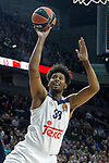 Real Madrid's Trey Thompkins during Euroleague, Regular Season, Round 29 match. March 31, 2017. (ALTERPHOTOS/Acero)