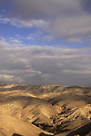 A view of Wadi Qelt in the Judean Desert