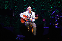 James Taylor at the JPJ in Charlottesville, Va. Credit Image: © Andrew Shurtleff