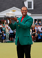 2019 Masters - Sunday Final, Tiger Wins 5th Geen Jacket