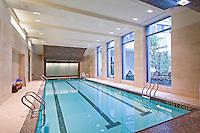 Swimming Pool at 80 Riverside Boulevard