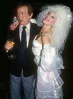 Jackie Mason and High Voltage 1984<br /> Photo By John Barrett/PHOTOlink.net /MediaPunch