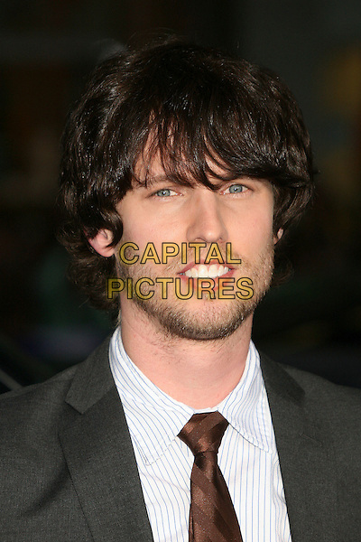 "JON HEDER.Attending ""Blades of Glory"" Los Angeles Premiere at Grauman's Chinese Theatre, Hollywood, California.28 March 2007..portrait headshot .CAP/ADM/BP.©Byron Purvis/AdMedia/Capital Pictures."
