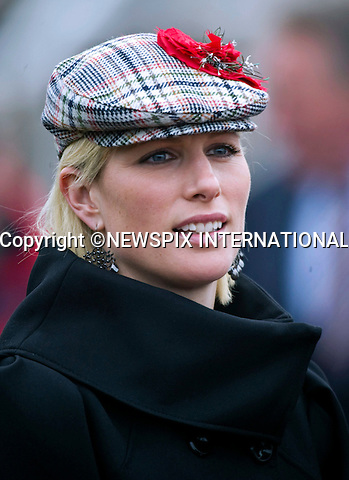 "ZARA PHILLIPS.sports a flat cap on Ladies Day at the Cheltenham Festival 2011, Cheltenham_15/03/2011.Mandatory Credit Photo: ©DIAS-NEWSPIX INTERNATIONAL..**ALL FEES PAYABLE TO: ""NEWSPIX INTERNATIONAL""**..IMMEDIATE CONFIRMATION OF USAGE REQUIRED:.Newspix International, 31 Chinnery Hill, Bishop's Stortford, ENGLAND CM23 3PS.Tel:+441279 324672  ; Fax: +441279656877.Mobile:  07775681153.e-mail: info@newspixinternational.co.uk"