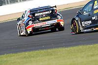 Round 9 of the 2018 British Touring Car Championship. #303 Matt Simpson. Team Simpson Racing. Honda Civic Type R.