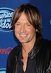 WESTWOOD, CA - JANUARY 09: Keith Urban attends the FOX's 'American Idol' Season 12 Premiere at Royce Hall on the UCLA Campus on January 9, 2013 in Westwood, California.