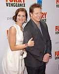 Brooke Shields & Brendan Fraser at the Summit Entertainment L.A. Premiere of Furry Vengeance held at The Bruin Theatre in Westwood, California on April 18,2010                                                                   Copyright 2010  DVS / RockinExposures