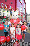 Freya Sylvanian Family Rabbit came to Visit Caballs Toymaster Tralee on Saturday here with Irena Sucaci, Jayden Foley, Grace Murphy, Fiadh McCarthy, Rachel O'Connor