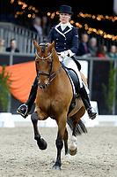 ZUIDBROEK - Paardensport, IICH, Dressuur Grand Prix op muziek,  22-12-2018,  Kim Jacobi met Horses2fly