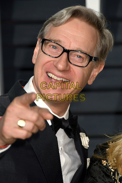 26 February 2017 - Beverly Hills, California - Paul Feig. 2017 Vanity Fair Oscar Party held at the Wallis Annenberg Center. <br /> CAP/ADM/BP<br /> &copy;BP/ADM/Capital Pictures