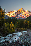 USA, Washington, Mount Rainier National Park