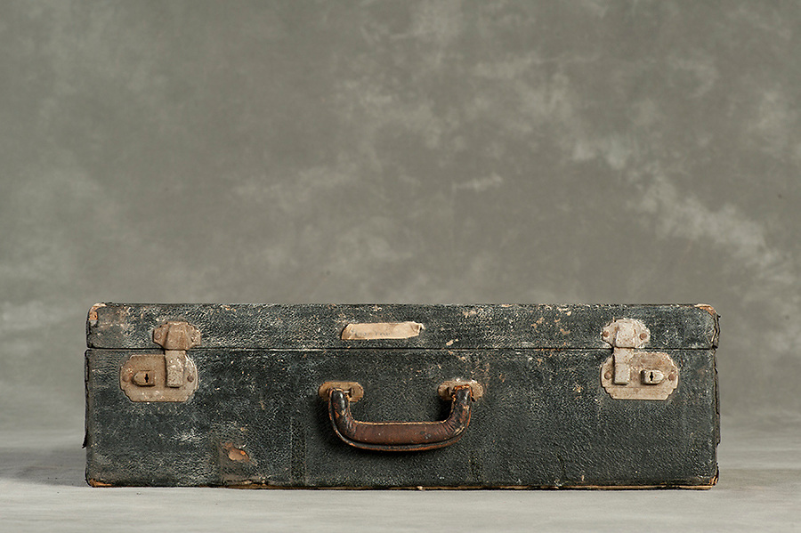 Willard Suitcases / Flora M / ©2014 Jon Crispin