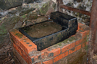 Water trough, Perth, Perthshire, Scotland.