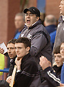 05/02/2005  Copyright Pic : James Stewart.File Name : jspa05_qots_v_dundee_utd.DUNDEE UTD MANAGER IAN MCCALL DURING THE SCOTTISH CUP 4TH ROUND CLASH AGAINST QUEEN OF THE SOUTH...Payments to :.James Stewart Photo Agency 19 Carronlea Drive, Falkirk. FK2 8DN      Vat Reg No. 607 6932 25.Office     : +44 (0)1324 570906     .Mobile   : +44 (0)7721 416997.Fax         : +44 (0)1324 570906.E-mail  :  jim@jspa.co.uk.If you require further information then contact Jim Stewart on any of the numbers above.........A