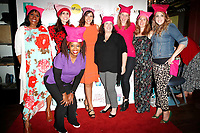 "LOS ANGELES - May 11: The Pussy Grabbers Play, Cast at ""The Pussy Grabbers Play LA"" presented by the Cote d'Azur Web Fest at the Thymele Arts Center on May 11, 2019 in Los Angeles, CA"