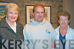 Fureys Concert:Attending the Furey Bbrothers concert at St. John's Arts and Heritage Theatre , Listowel wereMary Somers , Finuge, Matthew McMahon, Liselton & Mary Lynch, Listowel.