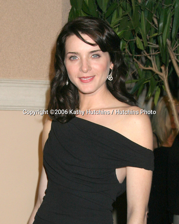 Michelle Hicks.NBC TCA Press Tour Party.Pasadena Ritz Carlton Hotel.Padadena, CA.January 22, 2006.©2006 Kathy Hutchins / Hutchins Photo....