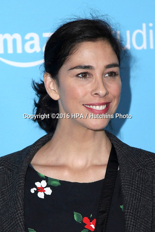 LOS ANGELES - MAY 3:  Sarah Silverman at the Love & Friendship LA Premiere at the DGA Theater on May 3, 2016 in Los Angeles, CA