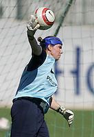 MAR 12, 2006: Albufeira, Portugal:  Jenni Branam