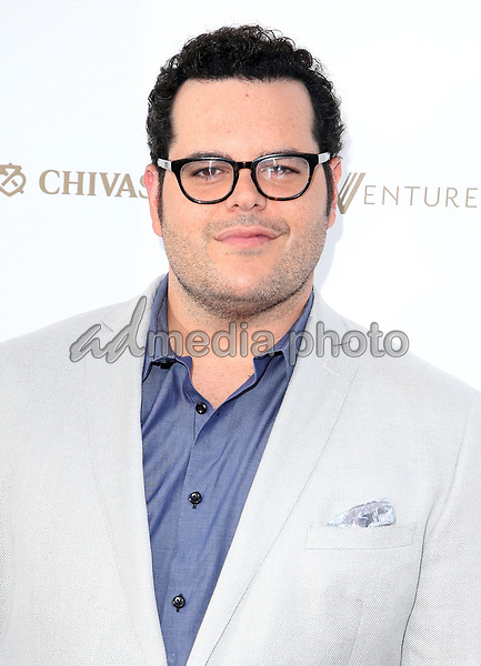 "13 July 2017 - Los Angeles, California - Josh Gad. Chivas Regal ""The Final Pitch"" held at LADC Studios. Photo Credit: F. Sadou/AdMedia"