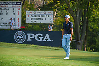Rafael Cabrera Bello (ESP) approaches the green on 9 during 2nd round of the 100th PGA Championship at Bellerive Country Club, St. Louis, Missouri. 8/11/2018.<br /> Picture: Golffile | Ken Murray<br /> <br /> All photo usage must carry mandatory copyright credit (© Golffile | Ken Murray)