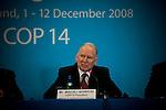 Machiej Nowicki, COP 14 President UNFCCC COP 14 (©Robert vanWaarden ALL RIGHTS RESERVED)