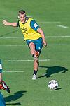 11.10.2018, Trainingsgelaende am Weserstadion, Bremen, GER, 1.FBL, Training SV Werder Bremen<br /> <br /> im Bild<br /> Felix Beijmo (Werder Bremen #02), <br /> <br /> Foto &copy; nordphoto / Ewert