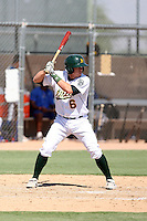 Wade Kirkland - Oakland Athletics - 2010 Instructional League.Photo by:  Bill Mitchell/Four Seam Images..