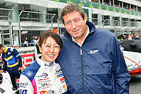 #50 LARBRE COMPETITION (FRA) LIGIER JSP217 GIBSON LMP2 KEIKO IHARA (JPN)  GERARD NEVEU (FRA) CEO FIA WEC