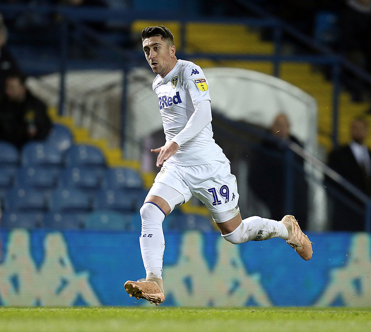 Leeds United's Pablo Hernandez<br /> <br /> Photographer Rich Linley/CameraSport<br /> <br /> The EFL Sky Bet Championship - Leeds United v Reading - Tuesday 27th November 2018 - Elland Road - Leeds<br /> <br /> World Copyright © 2018 CameraSport. All rights reserved. 43 Linden Ave. Countesthorpe. Leicester. England. LE8 5PG - Tel: +44 (0) 116 277 4147 - admin@camerasport.com - www.camerasport.com