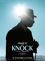 Knock (2017)<br /> POSTER ART<br /> *Filmstill - Editorial Use Only*<br /> CAP/KFS<br /> Image supplied by Capital Pictures