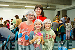 At the IT Tralee Kerry Science Festival on Saturday were  Julie Griffin, Jacinta Griffin, Jessica Griffin with Mom Karen Griffin