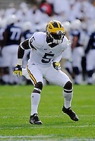 21 November 2015:  Michigan S/WR/KR/PR Jabrill Peppers (5). The Michigan Wolverines defeated the Penn State Nittany Lions 28-16 at Beaver Stadium in State College, PA. (Photo by Randy Litzinger/Icon Sportswire)