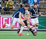 AMSTELVEEN  -  Jord Beekmans (Pinoke)   Hoofdklasse hockey dames ,competitie, heren, Amsterdam-Pinoke (3-2)  . COPYRIGHT KOEN SUYK
