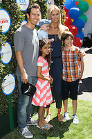 WEST HOLLYWOOD, CA, USA - APRIL 05: Mark-Paul Gosselaar at the Safe Kids Day Event 2014 -  Los Angeles held at The Lot on April 5, 2014 in West Hollywood, California, United States. (Photo by Celebrity Monitor)