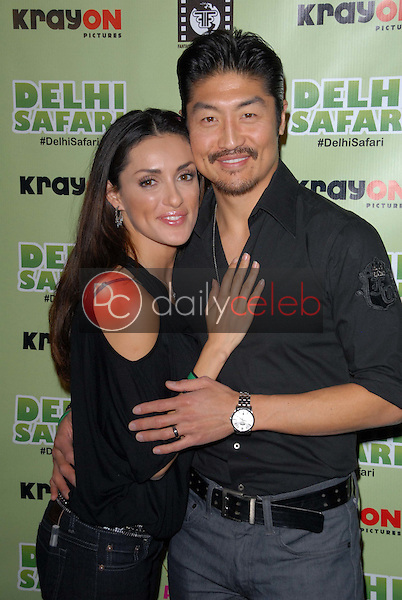 Mirelly Taylor, Brian Tee<br />