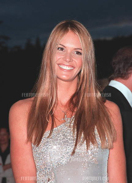 20MAY99: Australian supermodel ELLE MacPHERSON at the 6th annual Cinema Against AIDS Gala in Cannes to benefit the American Foundation for AIDS Research (AmFAR)..© Paul Smith / Featureflash