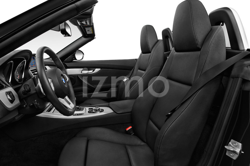 Front seat view of 2016 BMW Z4 sDrive28i 2 Door Convertible Front Seat  car photos