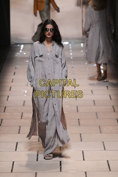 VIVETTA TRUSSARDI<br /> Milan Fashion Week, Ready to Wear,Spring Summer 2016, Milan, Italy September 27, 2015.<br /> CAP/GOL<br /> &copy;GOL/Capital Pictures