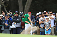Adam Hadwin (International) on the 2nd fairway during the Second Round - Foursomes of the Presidents Cup 2019, Royal Melbourne Golf Club, Melbourne, Victoria, Australia. 13/12/2019.<br /> Picture Thos Caffrey / Golffile.ie<br /> <br /> All photo usage must carry mandatory copyright credit (© Golffile | Thos Caffrey)