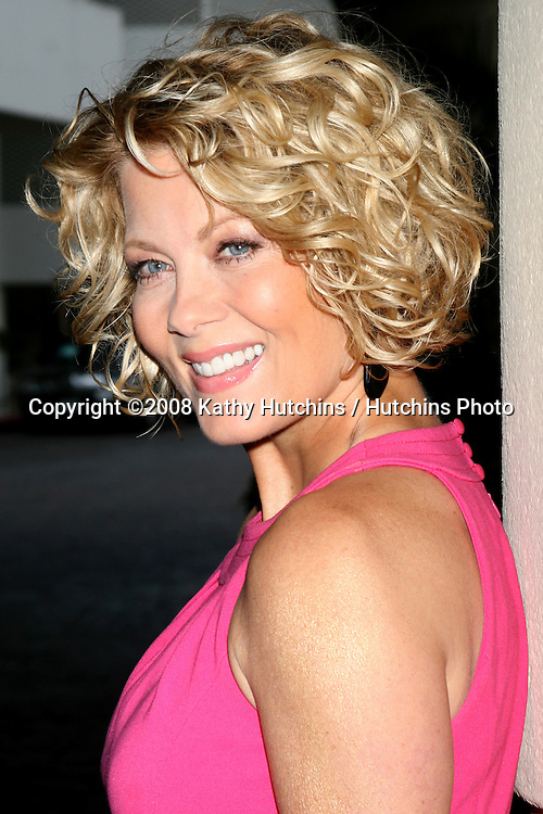 Barbara Niven arriving at the Hallmark Channel Presentation at the TV Critics Tour at the Beverly Hilton Hotel in Beverly Hills, CA on.July 8, 2008.©2008 Kathy Hutchins / Hutchins Photo .