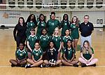 9-16-19, Huron High School freshman volleyball team